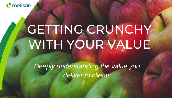 client experience, value discovery