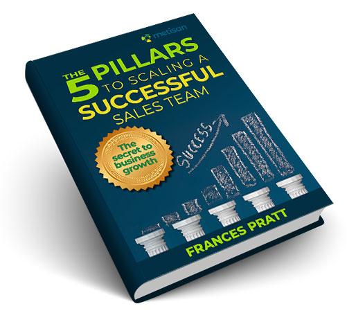 Learn the keys to Sales Team Success. Download this FREE e-Book